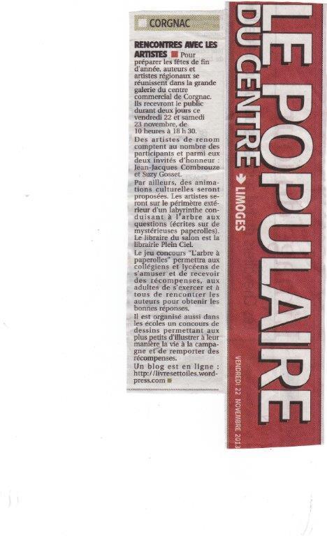 article-du-journal-de-limoges-22-nov-2013